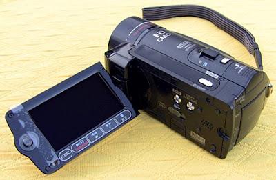 видеокамера Canon LEGRIA HF10
