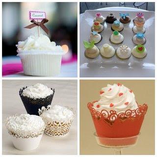 маленькие пирожные