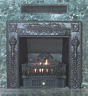 NATURAL GAS INDOOR FIREPLACE VENTLESS PROCOM DELUXE | EBAY
