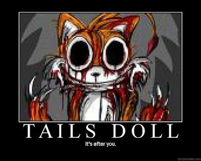 La Maldicion del Tails Doll