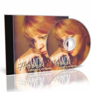 Amanda Ferrari - Lutando e Vencendo - Playback