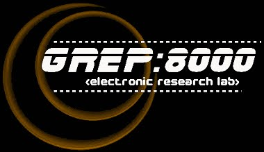 GREP:8000 Electronic Research Lab