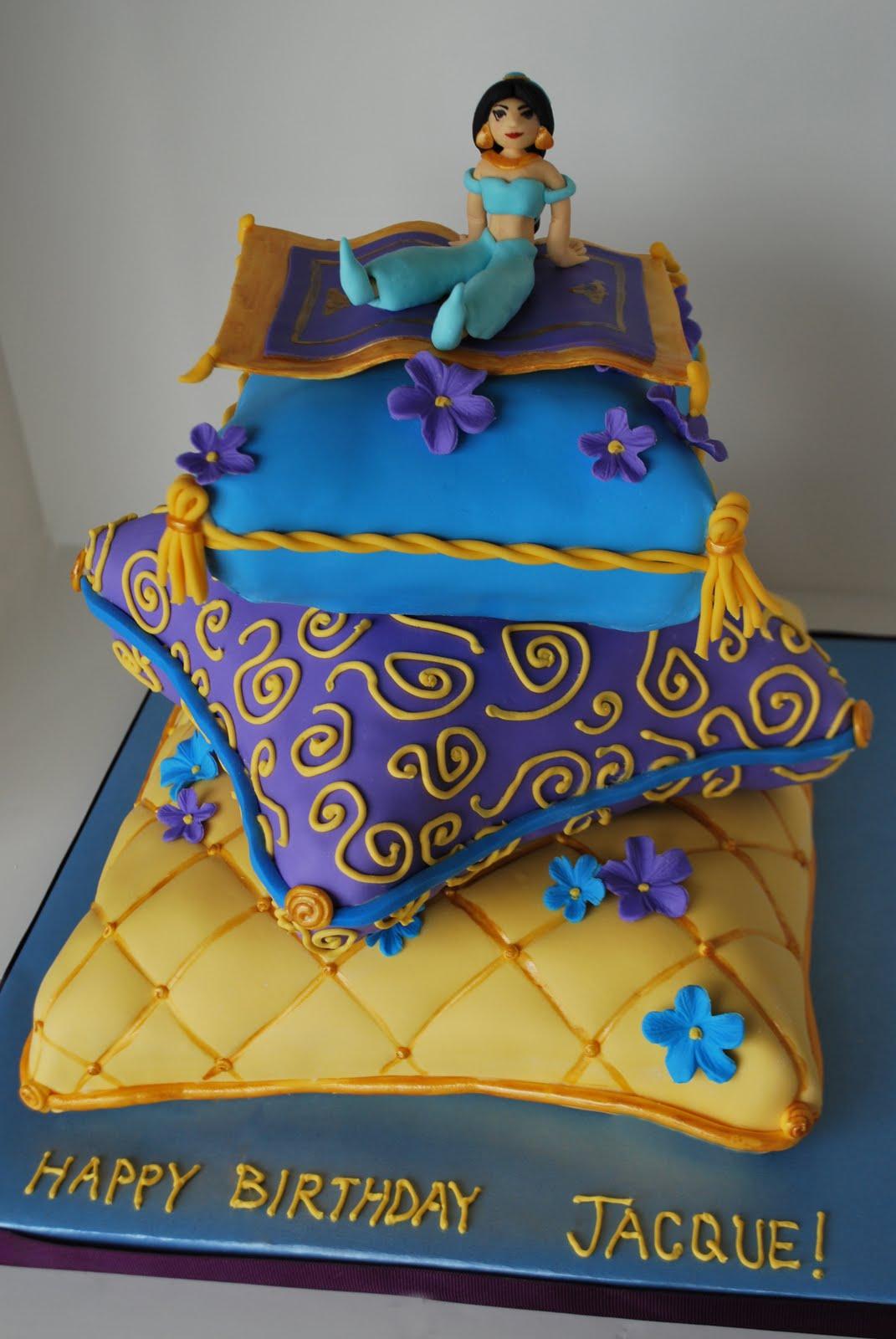 cake studio: Princess Jasmine