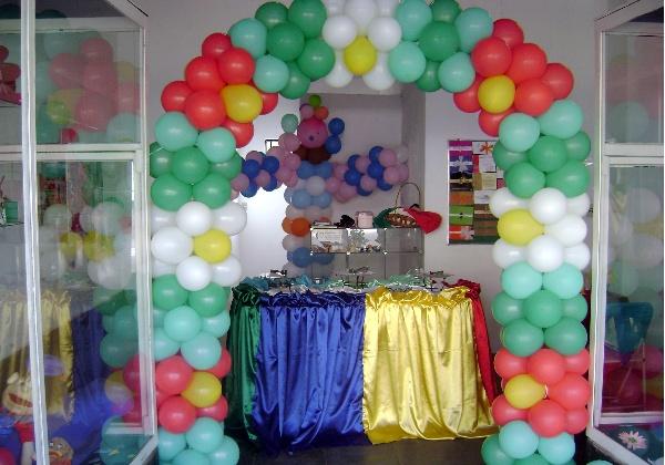 balão para decorar