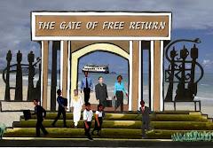 THE GATE OF FREE RETURN