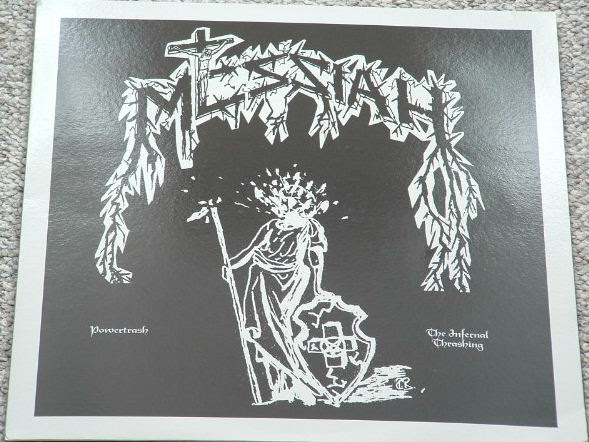 Messiah - Powertrash / The Infernal Thrashing