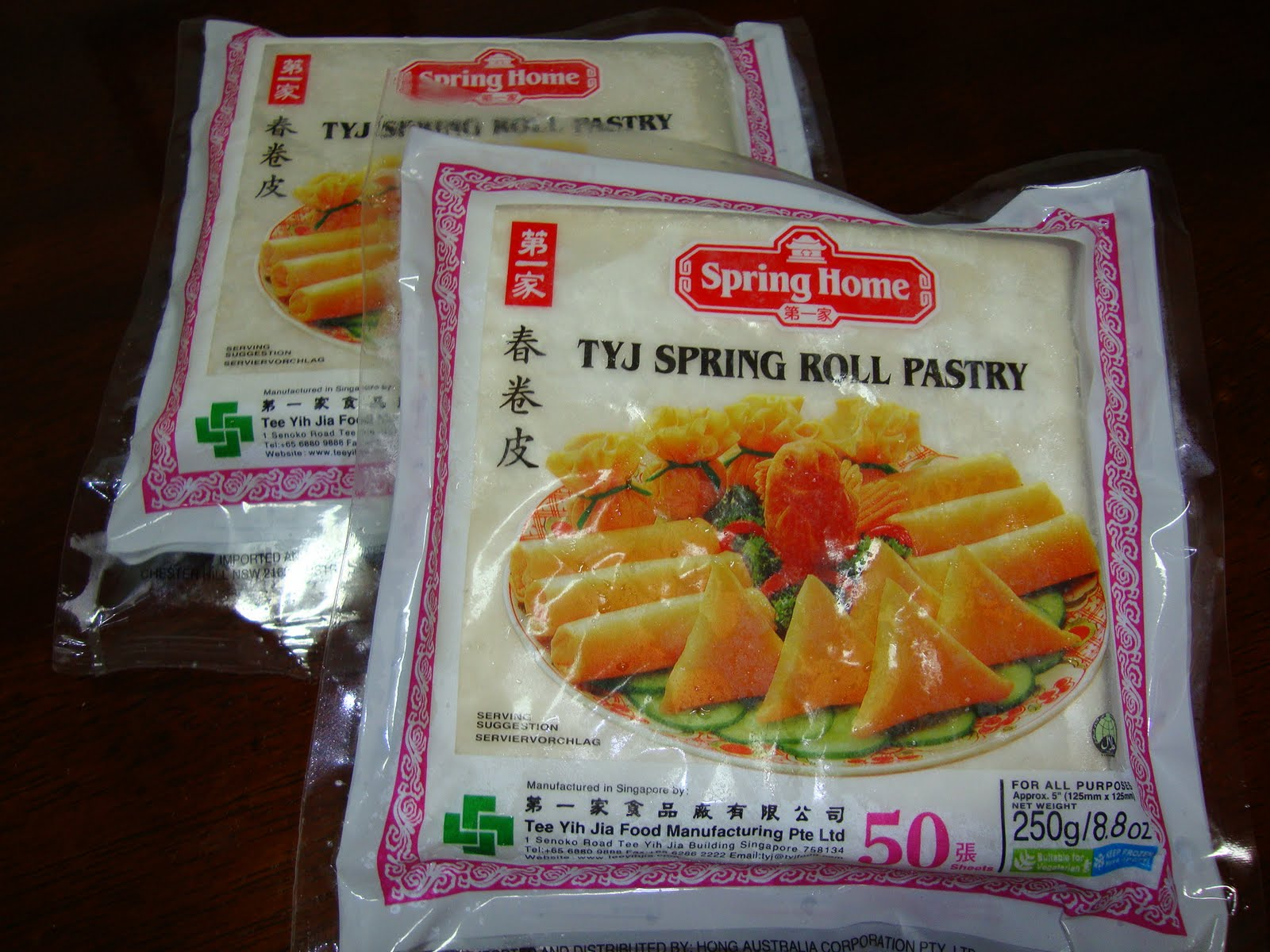 my culinary memoirs vegetable spring rolls