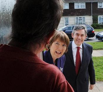 """""""It's a deal then - you give us a skate park and more rozzers and we'll vote for you"""""""
