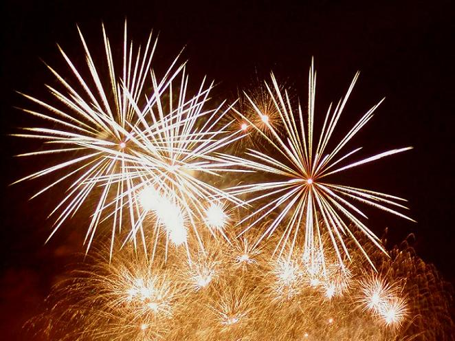 There'll be more political fireworks in 2008, that's for sure!