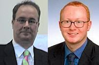 Iain and Luke - the Pinky & Perky of political blogging