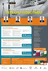 JORNADAS TRIBUTARIAS