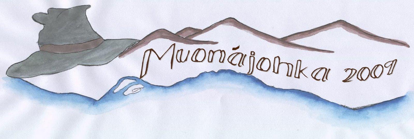 Muonajohka 2009