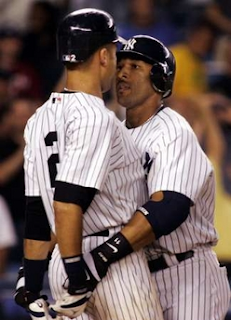 Jeter and Sheffield