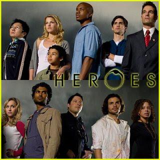 Série Heroes