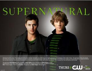 Série Supernatural