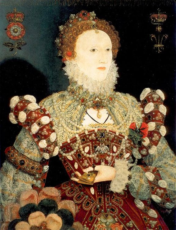 queen elizabeth 1st portrait. queen elizabeth 1st portrait.