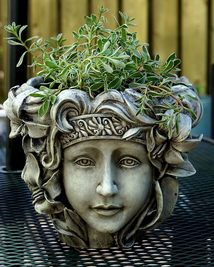 Odd Planters That I Love On Pinterest Upcycled Garden