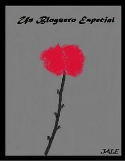 PREMIO UN BLOGUERO ESPECIAL 15/09/2010