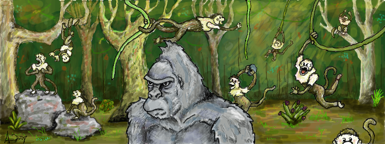Lord of the Apes: A Blog about Ethology, Primates, Minds, and Culture