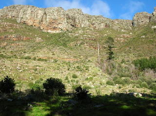 it's called Table Mountain because according to Xhosa mythology, this is where uQamata bent over his consort when he was populating the world with life