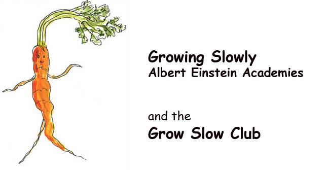 GRoWing Slowly at AEACS