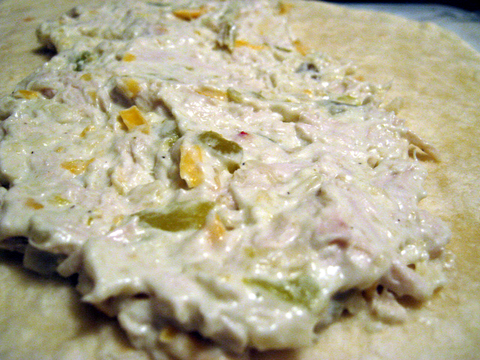 Easy Peasy Lemon Squeezy: Chicken Enchiladas II