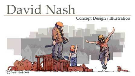 The Art of David Auden Nash