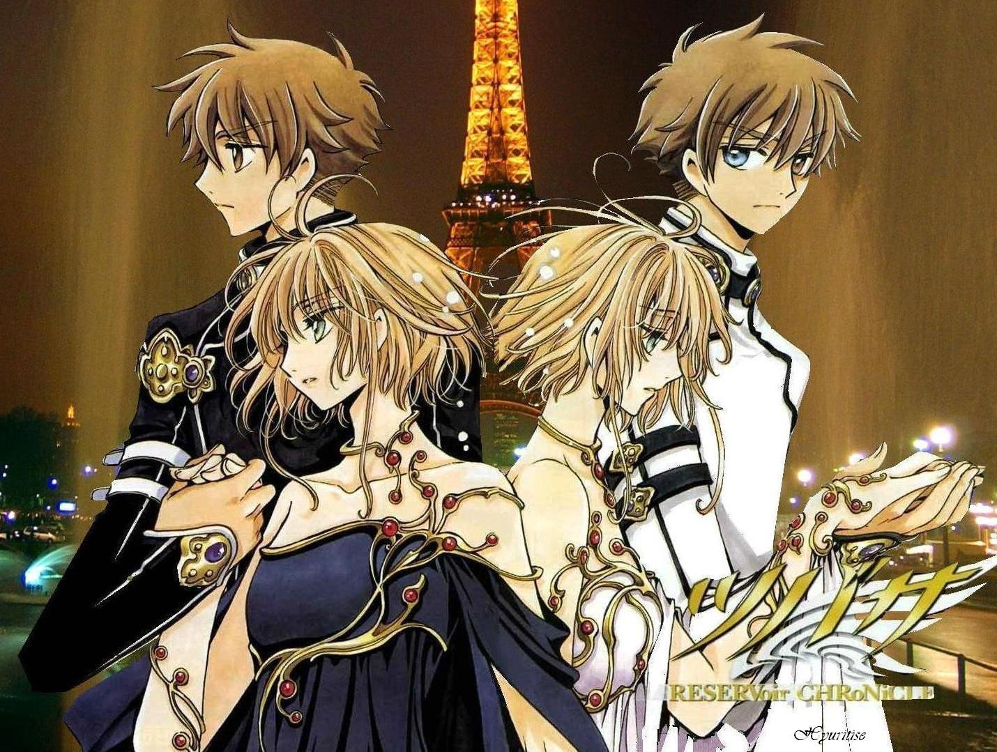 Animes Tsubasa Reservoir Chronicles
