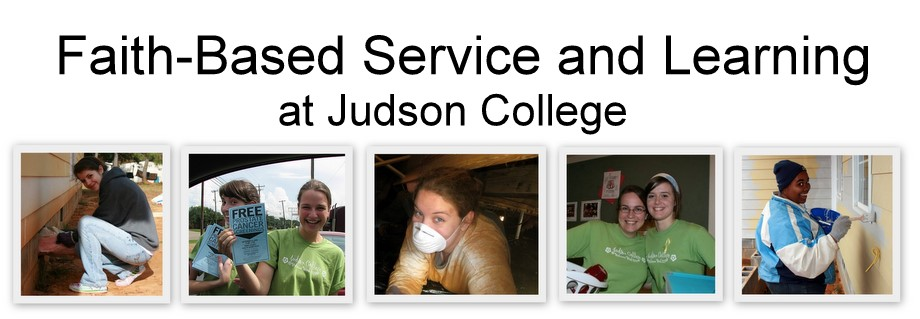 Faith-Based Service and Learning at Judson College