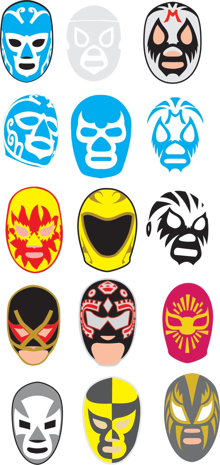 1000 Images About Luchadors On Pinterest Fiestas
