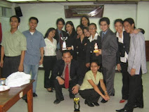 Winners of the 2007 Moot Court Competition