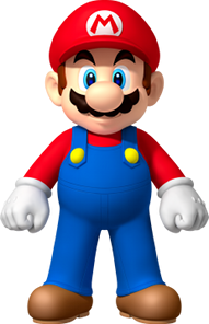 The all new Mario
