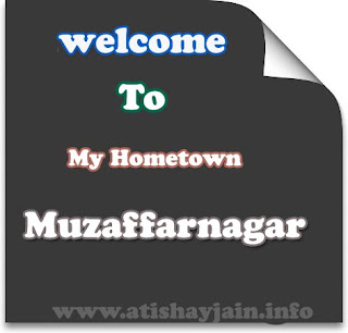 Welcome to Muzaffarnagar