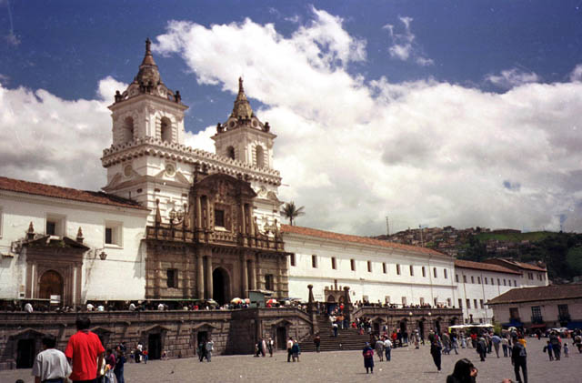 Day 1: Arrival to Quito