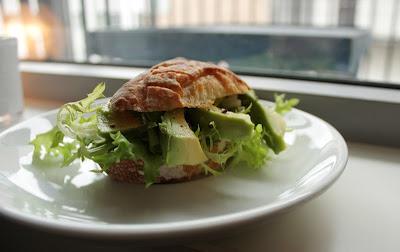 Oppskrift Vegan Vegetar Pålegg Brødskive Salat Avokado