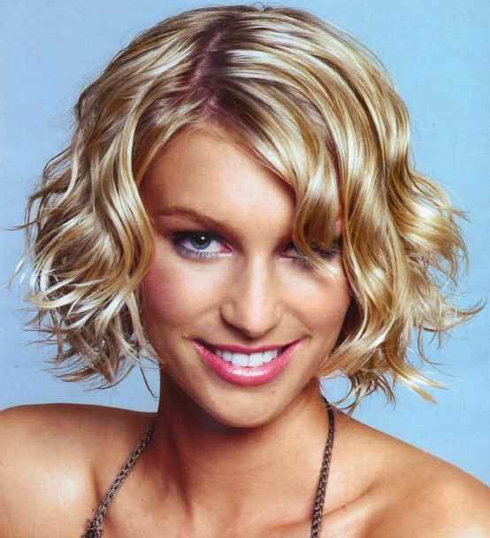 Styling Short Curly Hairstyles