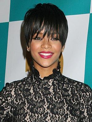 rihanna bob hairstyle. Rihanna Bob Hairstyles