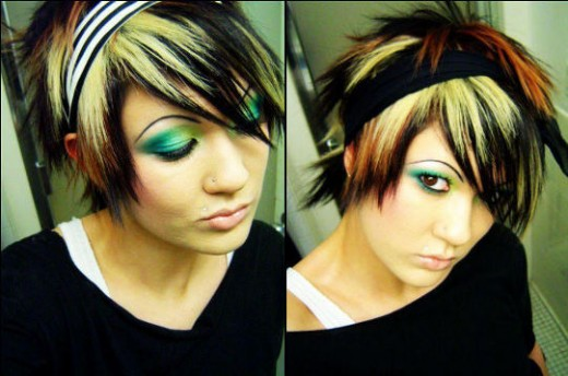 very short hairstyles pictures very short hairstyles. Short Emo Hairstyles