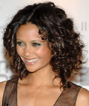 black medium length hairstyles