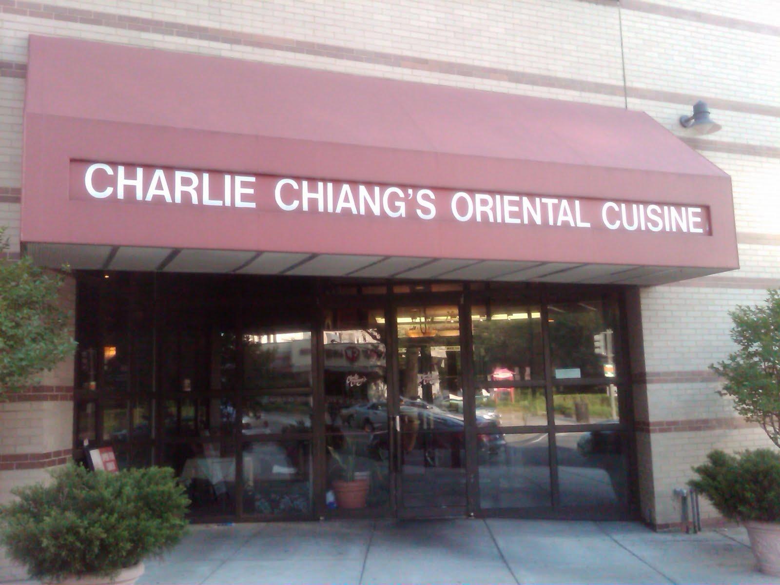 Outside of fancy restaurants