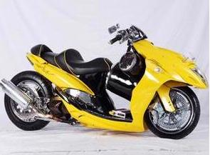 Honda Vario and other types of