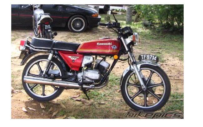 Gambar Binter Kawasaki GTO Modifikasi title=