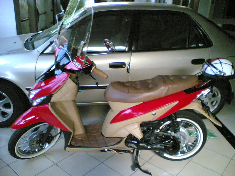 Image of Gambar Modifikasi Vario