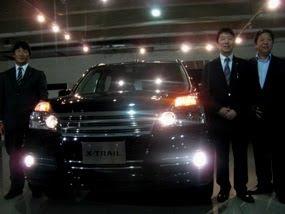 New 2010 Nissan X-Trail Autech Version
