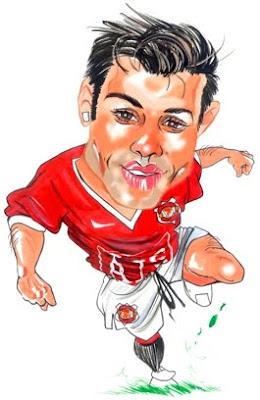 Cristiano (C) Ronaldo Caricature Posters