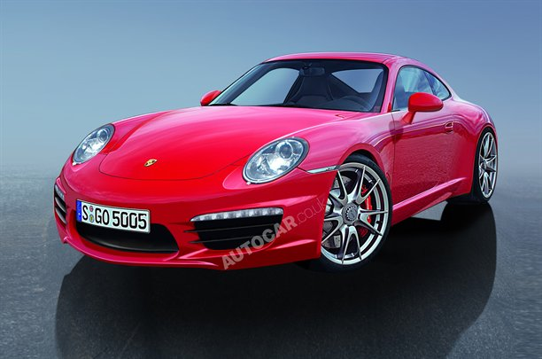 Porsche is all set to bare a cast new affiliate of its iconic 911 at  title=
