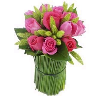 Eu vejo flores em você....