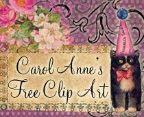 Carol Anne&#39;s Free Clip Art