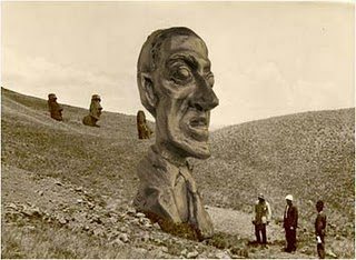 Lovecraft Easter Island, immagine