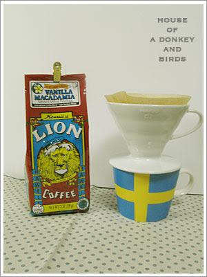 HARIO 陶器のコーヒードリッパー